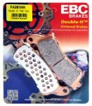 Pastilha de Freio Dianteira Sinterizada, EBC - CBR1100XX Super Blackbird (1996 em diante)FA261HH