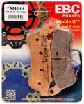 Pastilha de Freio Dianteira Sinterizada EBC HH - XL 1200 Sportster (2014 em diante)FA640HH