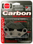 Pastilha de Freio Dianteira Carbon Off Road, Fischer - Sportsman 500 4x4 e HO (1996 em diante)fj1680c