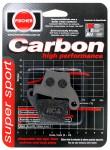 Pastilha de Freio Traseira Carbon Off Road, Fischer - CR250 e CRE250 (2002 em diante)fj1880c