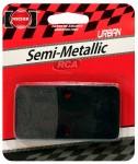 Pastilha de Freio Dianteira Fischer Semi-Metallic - ML e Turuna 125 (1983 em diante)fj780sm