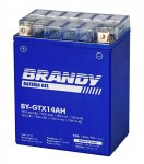 Bateria 100% Gel Brandy - XRV750 (1990 a 1992)    BY-GTX14AH_0108
