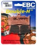 Pastilha de Freio Dianteira Sinterizada EBC HH - R1200C (2003 em diante)FA294HH