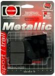 Pastilha de Freio Traseira Fischer Metallic - VX800 (1990 a 1993)fj1170m