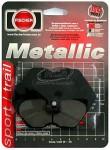 Pastilha de Freio Dianteira Fischer Metallic - K1100LT (1989 a julho_1993) (+ trava)fj1320m