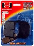 Pastilha de Freio Dianteira Semi-Met. Fischer - Intruder 250 (1993 em diante)fj1510sm
