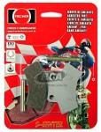 Pastilha de Freio Traseira S-Sinter Fischer - Scrambler 500 (1997)fj1690ss