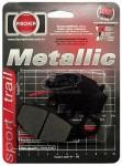 Pastilha de Freio Traseira Fischer Metallic - ZX-6RR 600 (2002 a 2006)fj1980m