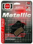 Pastilha de Freio Dianteira Fischer Metallic - TR50F Tork (2009 em diante)fj2060m