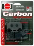 Pastilha de Freio Traseira Carbon Off Road, Fischer - Traxter 500 4x4 (2001 em diante)fj2130c