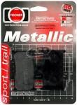 Pastilha de Freio Dianteira Fischer Metallic - GSF1200 Bandit (1997 a 2001, Brasil)fj925Am