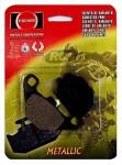 Pastilha de Freio Dianteira Fischer Metallic - KEF300 Lakota (1995 a 2003)fj930m