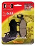 Pastilha de Freio Dianteira Esquerda Fischer Metallic - Trident 750 e 900 (1991 em diante)fj950m